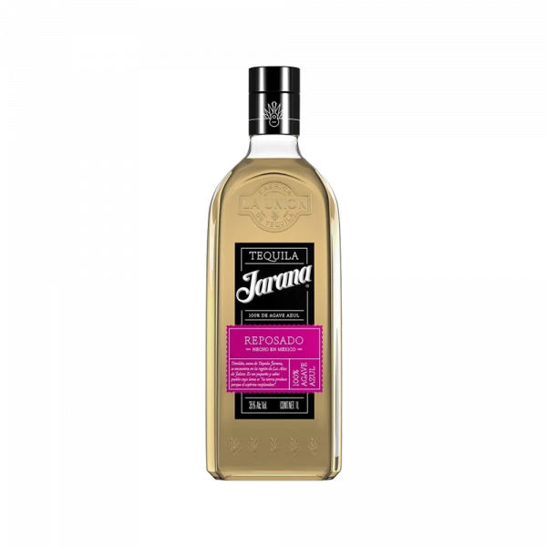 TEQUILA JARANA AUTENTICO REPOSADO 1000 ML